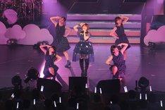 内田真礼「UCHIDA MAAYA『Magic Number』TOUR 2018」初日公演の様子。(写真提供:ポニーキャニオン)