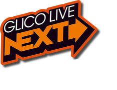 GLICO LIVE NEXTロゴ