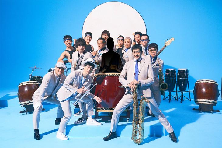 東京スカパラダイスオーケストラとMAI 300%from NGZ。