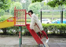 「keisuke kanda」2018年秋冬コレクションを着用する、あの。