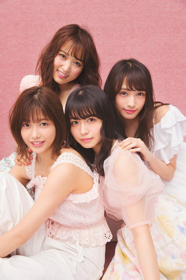 「KEYAKI ~2018 SummerツアーメモリアルBOOK~」ライブ会場限定版「かわいい欅」表紙