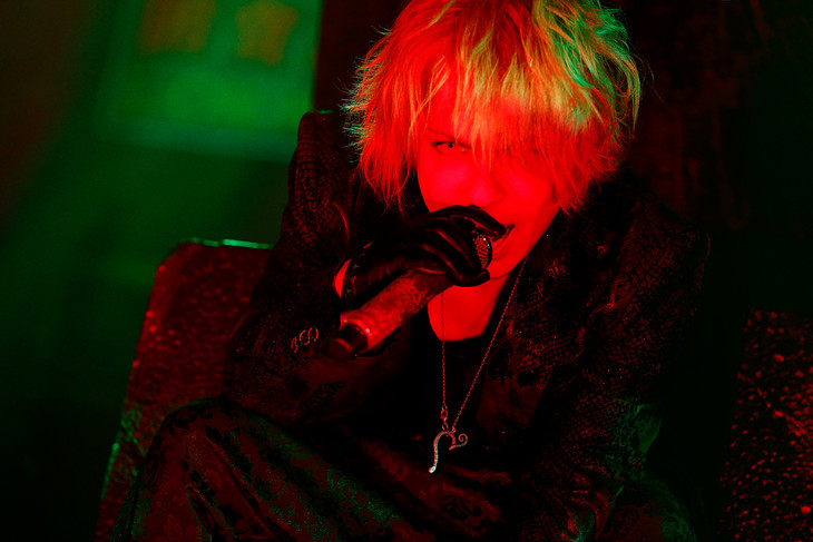 HYDE(撮影:岡田貴之)