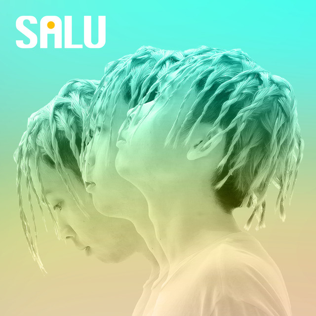 SALU「Good Vibes Only feat. JP THE WAVY, EXILE SHOKICHI」ジャケット