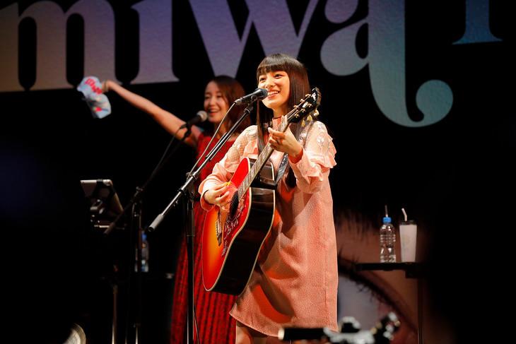 miwa(Photo by Hajime Kamiiisaka)