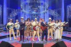 クレイジーケンバンド、加山雄三、リリー・フランキー、池田エライザ。(写真提供:NHK)