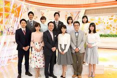 めざましテレビ(c)フジテレビ
