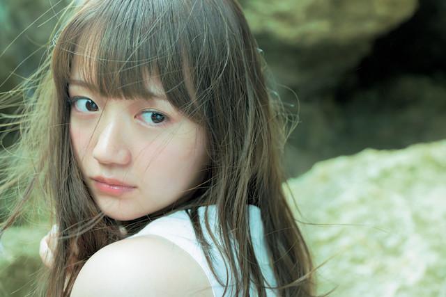 尾崎由香「ぴ(ゅ)あ」より。