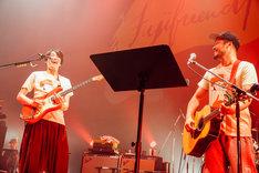 「フジフレンドパーク」7月13日公演のアンコールの様子。