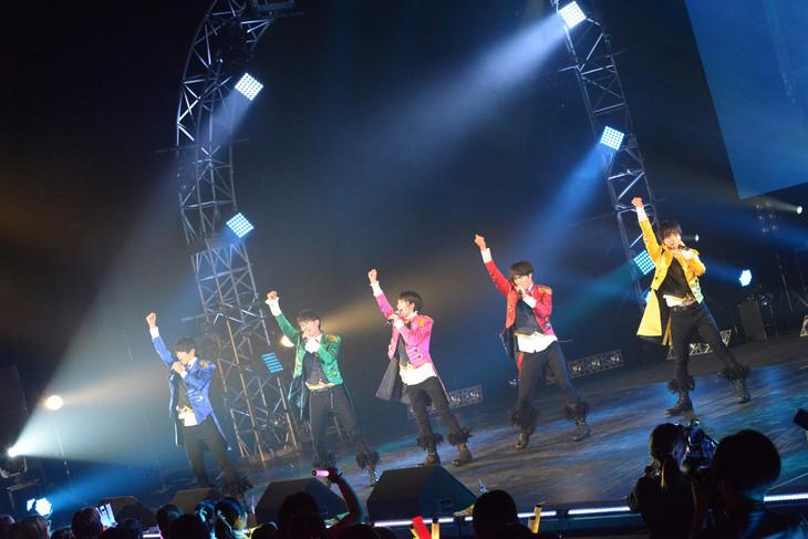 MAG!C☆PRINCE(撮影:浦田大作)