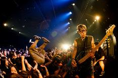 Jun Gray(B / Ken Yokoyama)(撮影:瀧本JON...行秀)