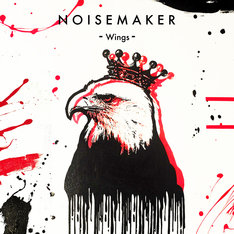 NOISEMAKER「Wings」ジャケット