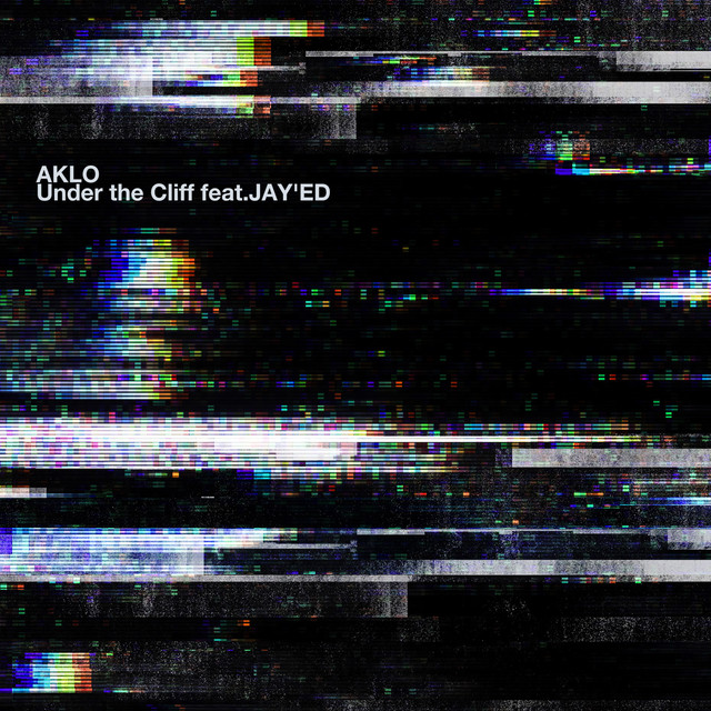 AKLO「Under the Cliff feat.JAY'ED」ジャケット