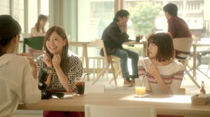 乃木坂46「心のモノローグ」ミュージックビデオのワンシーン。