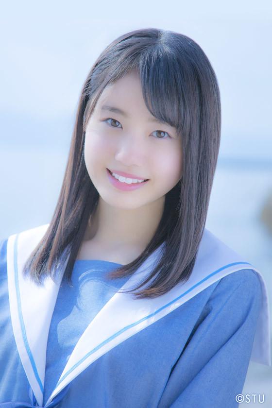 瀧野由美子(STU48)(c)STU