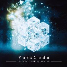 PassCode「Tonight / Taking you out」初回限定盤ジャケット