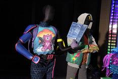 国分太一と松岡昌宏がCMで着用した衣装。