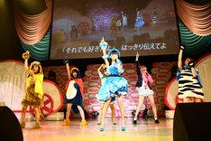 AKB48チーム8「8月8日はエイトの日 夏だ!エイトだ!ピッと祭り 2018」昼PIT公演の様子。(c)AKS