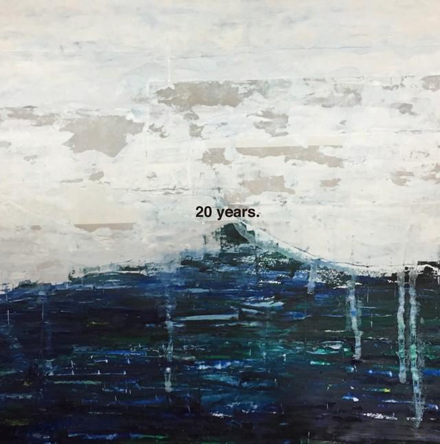 the band apart「20 years」ジャケット