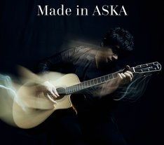 ASKA「Made in ASKA」ジャケット