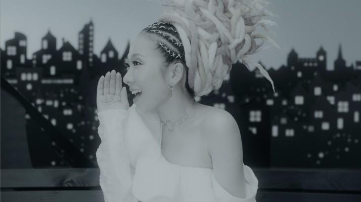 MISIA「アイノカタチ feat. HIDE(GReeeeN)」MVのワンシーン。
