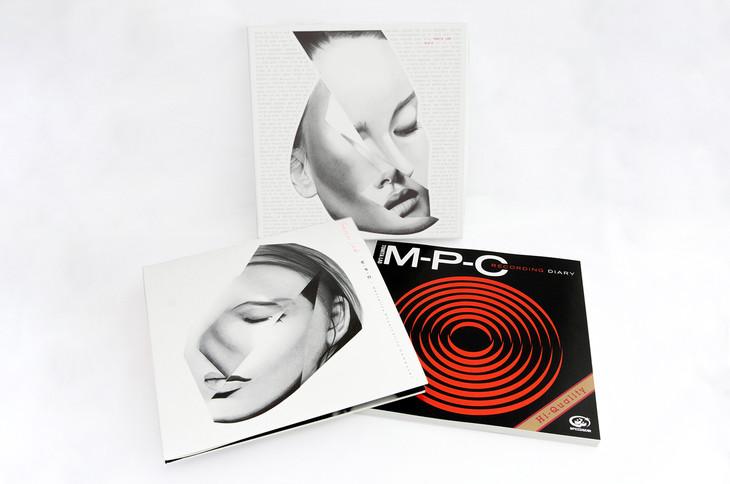 """冨田ラボ「M-P-C """"Mentality, Physicality, Computer""""」完全生産限定盤展開イメージ。"""