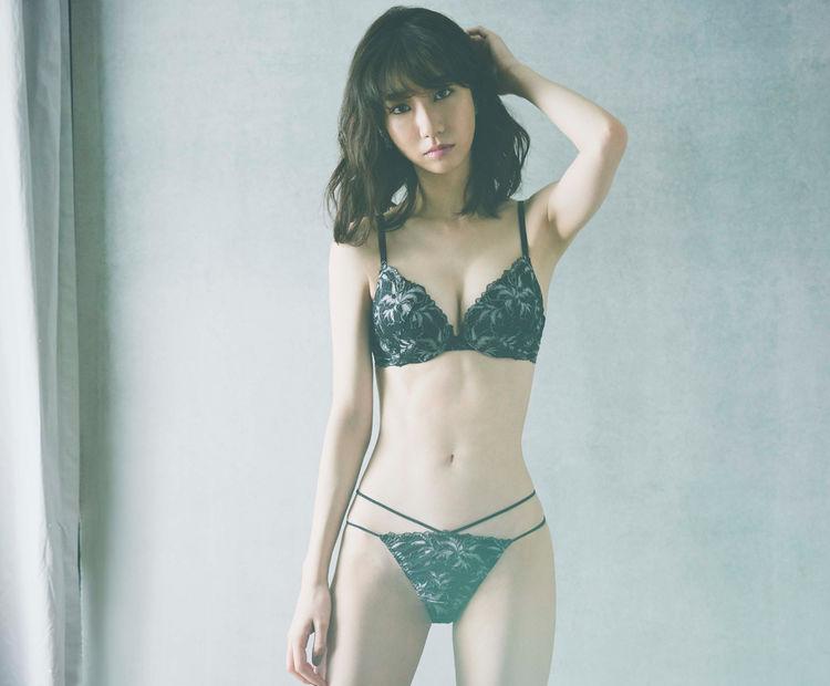 熊澤風花さんのビキニ