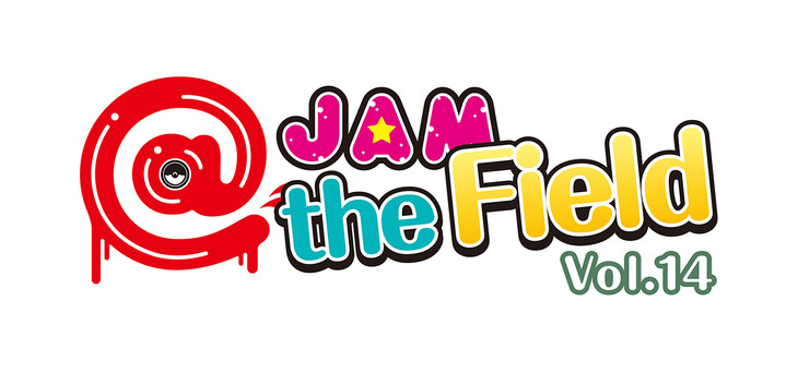 「@JAM the Field vol.15」ロゴ