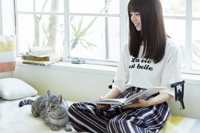 「犬と、猫と、乃木坂と。」より飛鳥(齋藤飛鳥)。