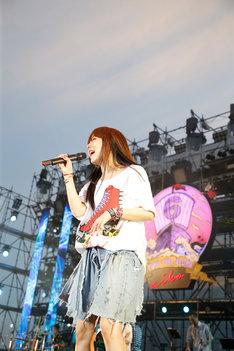 aiko「Love Like Aloha vol.6」の様子。(撮影:岡田貴之)