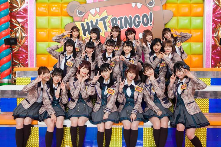 HKT48 (c)日本テレビ