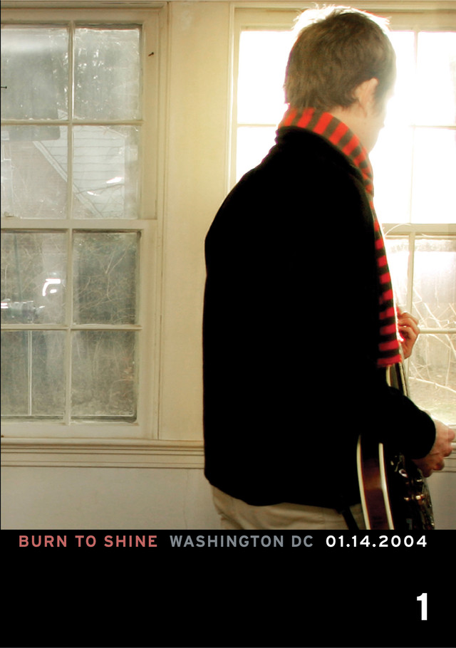 「Burn To Shine : Washington, DC 01.14.04」ジャケット
