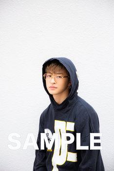 「さのさん」EXILE TRIBE STATION特典B2版ポスター