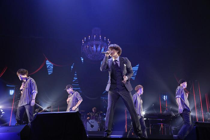 「宮野真守アニバーサリーライブ ~REQUEST II~」の様子。(撮影:上飯坂一)