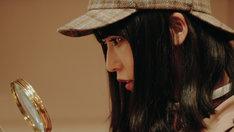 名探偵ねるを演じる長濱ねる。