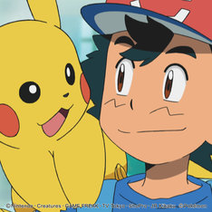 「キミの冒険」サムネイル (c)Nintendo・Creatures・GAME FREAK・TV Tokyo・ShoPro・JR Kikaku (c)Pokemon