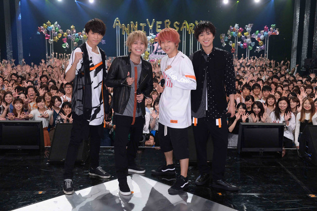 NEWS(写真提供:NHK)
