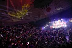 「新章 NGT48宣言!!~世界の人よ、共に歌おう~」の様子。(c)AKS