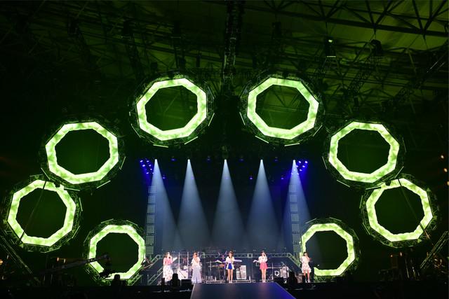Little Glee Monster (c)テレビ朝日 ドリームフェスティバル 2018 / 写真:岸田哲平