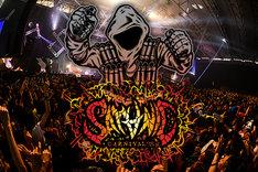 「SATANIC CARNIVAL'18」イメージビジュアル