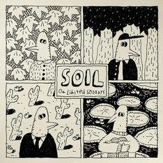 04 Limited Sazabys「SOIL」初回限定盤ジャケット