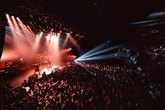 「PassCode Taking you out TONIGHT! Tour 2018」東京・TSUTAYA O-EAST公演の様子。(Photo by Shumpei Kato)