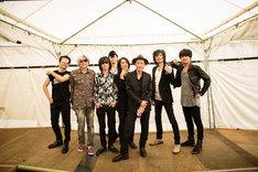 LIVE FOR NIPPON 武藤昭平withウエノコウジ presents SOLAR JAM(撮影:三浦麻旅子)