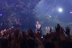 「SONGS」収録時のSuperfly。(写真提供:NHK)