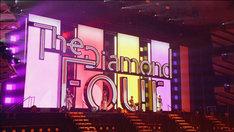 「ももいろクローバーZ 10th Anniversary The Diamond Four -in 桃響導夢- LIVE Blu-ray&DVD」ティザー映像のワンシンーン。