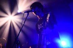 横山優也(G, Vo / KOTORI)(Photo by MASANORI FUJIKAWA)