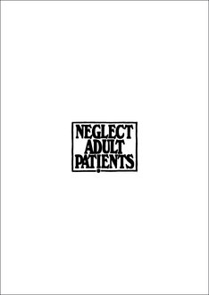 NEGLECT ADULT PATiENTSロゴ