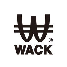 「WACK」ロゴ