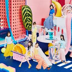 東京パフォーマンスドール「Hey, Girls!」通常盤ジャケット