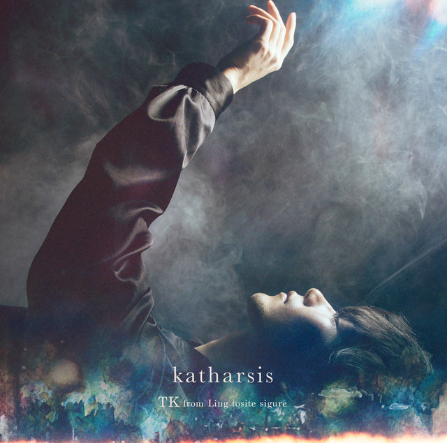 TK from 凛として時雨「katharsis」通常盤ジャケット