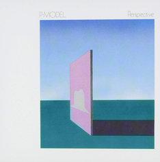 P-MODEL「Perspective +11 tracks」ジャケット
